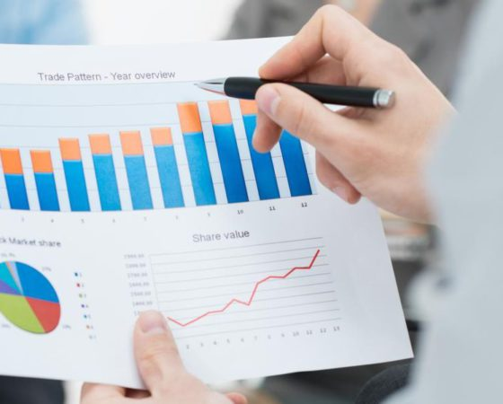 Product fee presentations